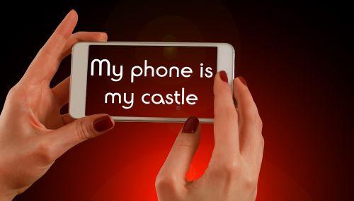 smartphone philosophy hand
