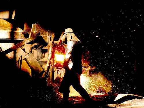 smelter metallurgy steel