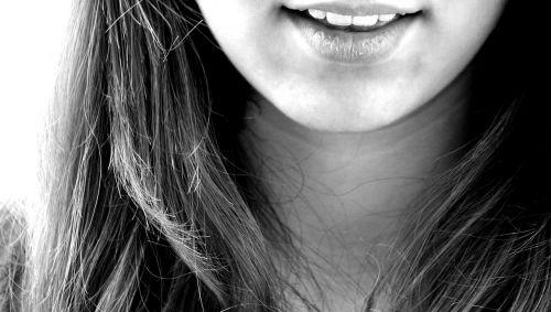 smile laugh girl