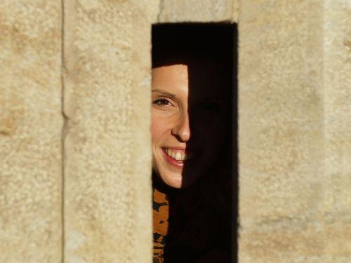 smile smiling woman
