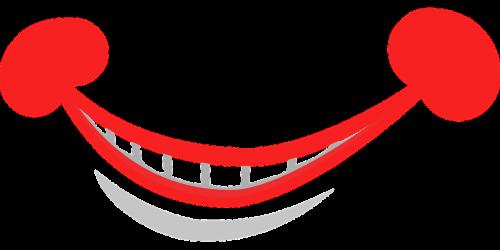 smile grinning grin