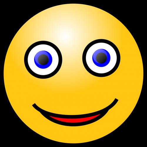 smiley happy smiling
