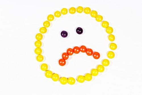 smiley  yellow  sad