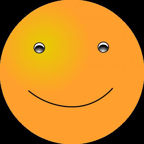 Besišypsantis veidas,šypsenėlė,išraiška,animacinis filmas,apvalus,laimingas,pokalbis,simbolis,diskusija,pranešimas,nemokama vektorinė grafika