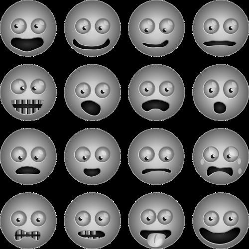 smileys icons iconset