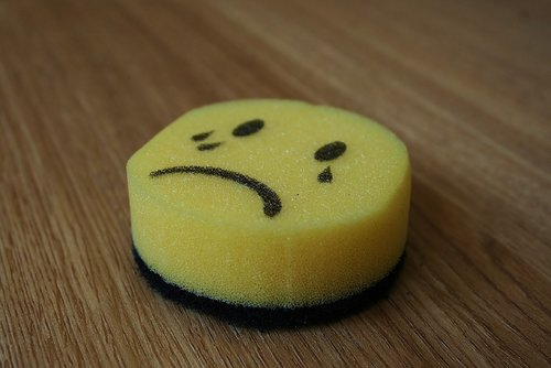 smilie  emoticon  sad