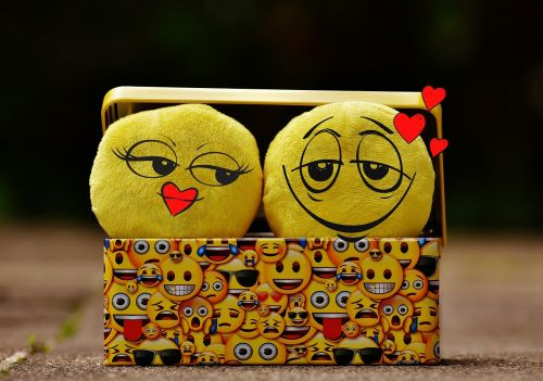 smilies funny love