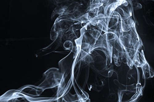dūmai, dūmai, balta, blur, šviesa, vyzdis, garai, dūmai 17