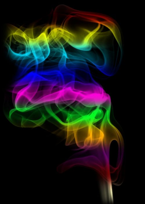 smoke color paint