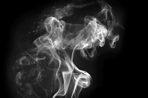 dūmai, dūmai, balta, blur, šviesa, vyzdis, garai, dūmai 24