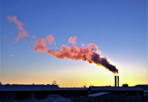 smoke chimney exhaust