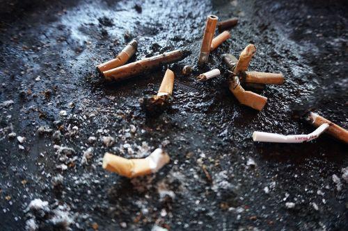 smoke habit dependency