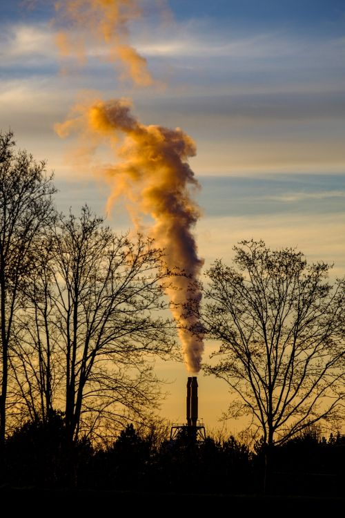 smoke exhaust gases environment