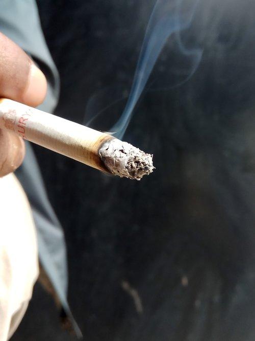 smoke  tobacco  people
