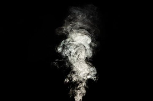 smoke  steam  toxic