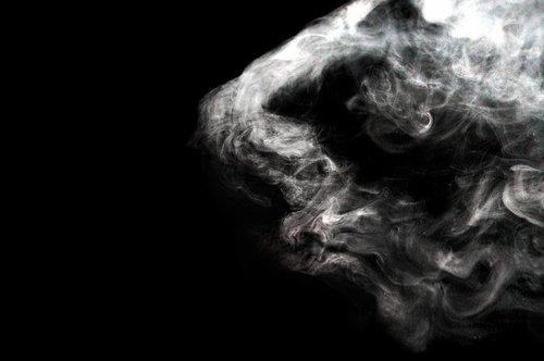 smoke  steam  poison