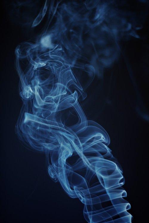 smoke  vapour  aroma