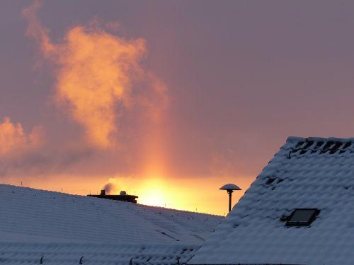 smoke chimney fireplace