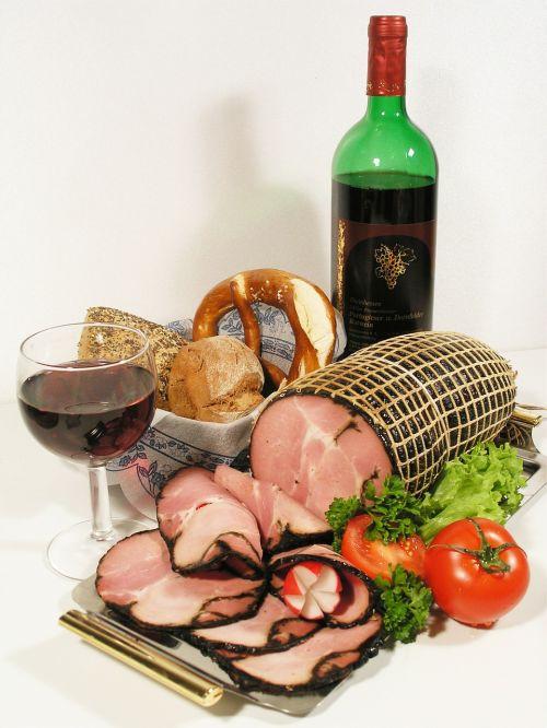 smoked ham ham vespers