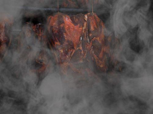 smoked meat ham smoked ham