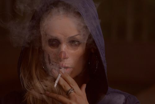 smoker addict addiction