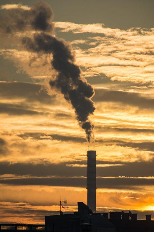 smokestack  industry  smoke