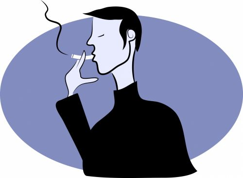 Iliustracijos, clip & nbsp, menas, iliustracija, grafika, žmonės, asmuo, vyras, Patinas, linijos & nbsp, brėžinys, eskizas, rūkytojas, rūkymas, dūmai, tabakas, sveikata, cigarečių, cigaretė, rūkymas