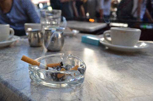 smoking cigarettes tobacco