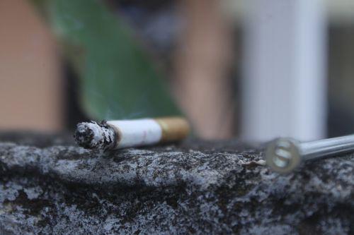 smoking charm smoke