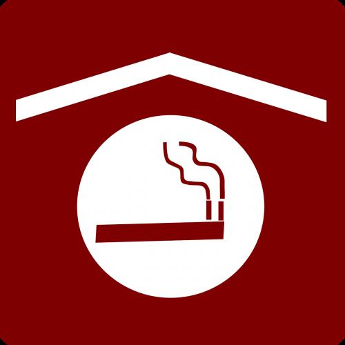 smoking hotel cigarette