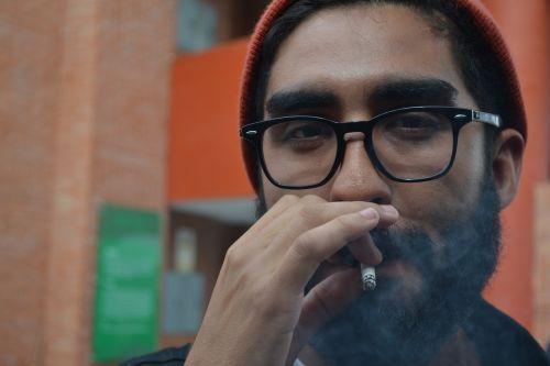 smoking peaceful cancer