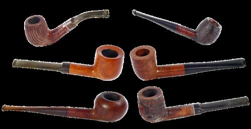 smoking pipe tobacco tube