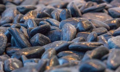 smooth stones rocks