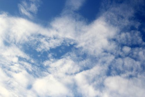 lygūs & nbsp, debesys & nbsp, fonas, lygus, debesys, fonas, Debesuota, baltieji & nbsp, debesys, balta, dangus, mėlynas & nbsp, dangus, lygūs debesys fone