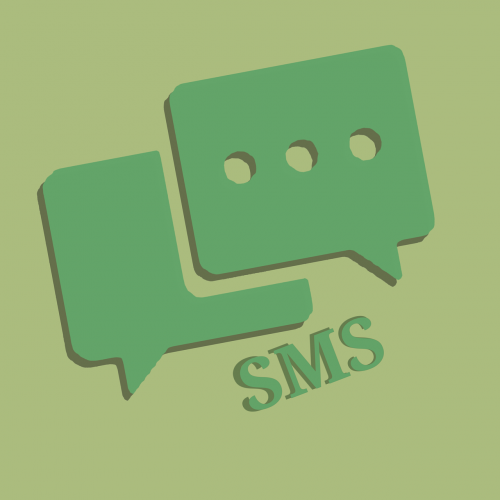 sms communication texting