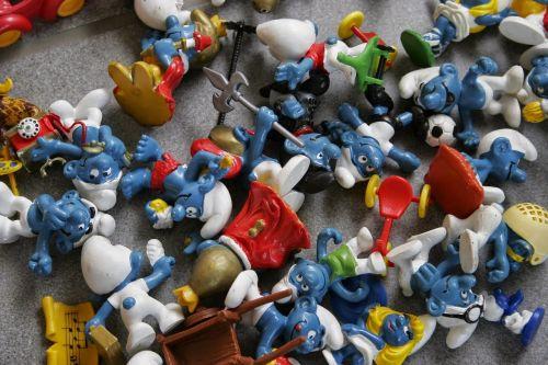 smurf the smurfs toys