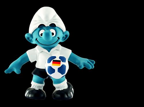 smurf toys figure