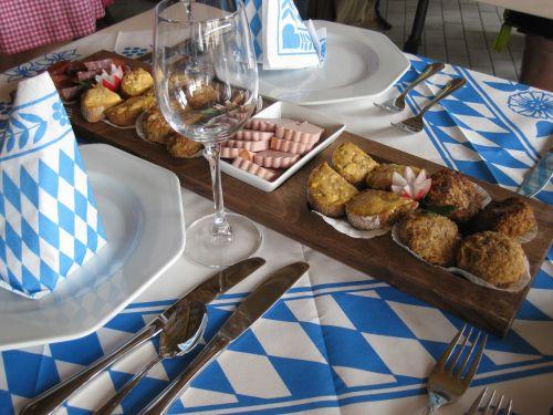 snack bavarian eat