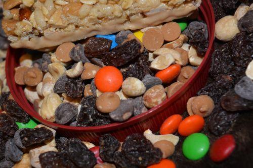 Snacks Food Healthy Nuts Trail Mix