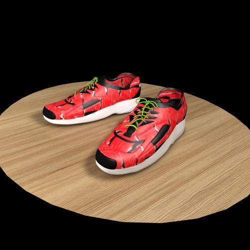 sneaker sport shoe running shoe