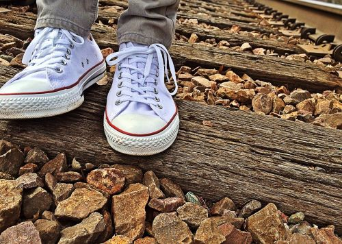sneakers white converse