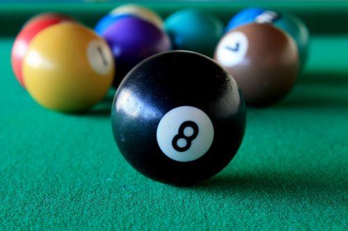 snooker billiards game