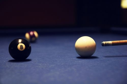 snooker pool no one