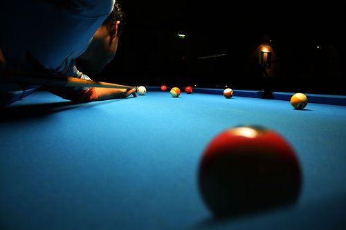snooker  cue billiards  pool