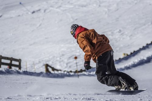 snow snowboard white