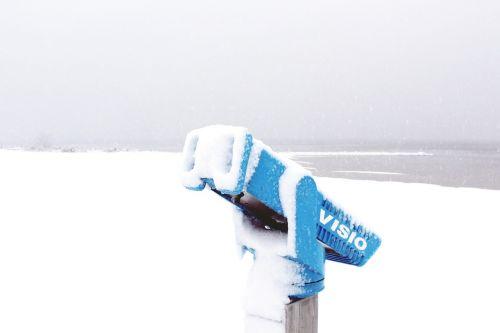 snow winter snowfall