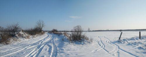 snow way winter