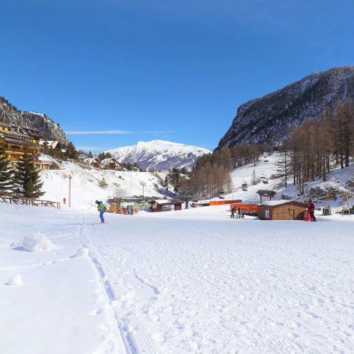 snow ski piedmont alps