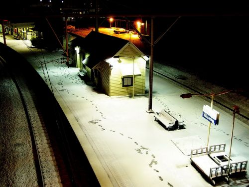 snow australia cold