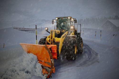snow winter transport system